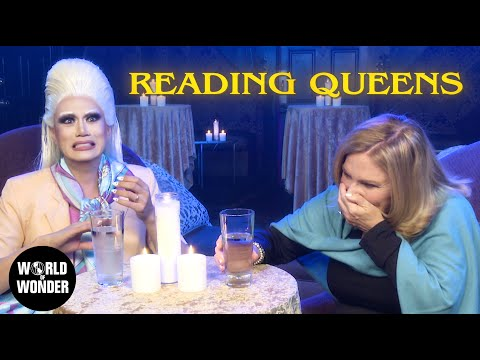 Manila Luzon: Reading Queens with Psychic Char Margolis