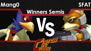 CCC – C9|Mang0 vs CLG|SFAT – Winner's Semis