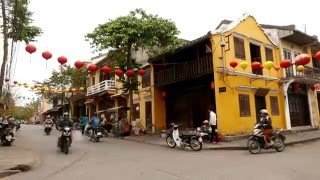 Hoi An Vietnam  city pictures gallery : A Day in Hoi An, Vietnam (4K) | March 2016