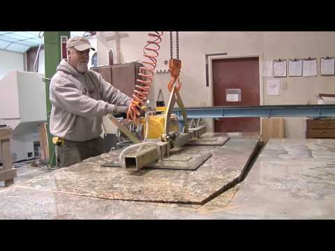 Granite Countertop Construction