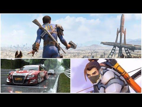 Новое обновление Fallout 4 | Игровые новости