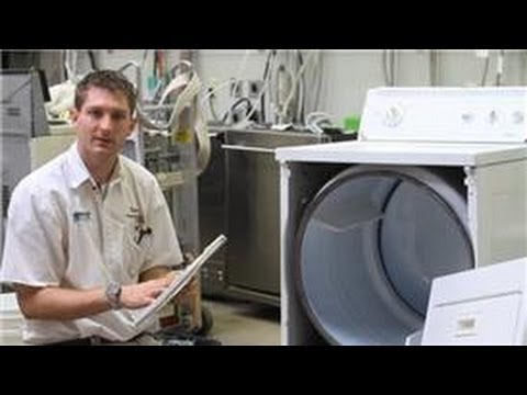 Washer & Dryer Repair : How to Troubleshoot Problems With an Electrical Clothes Dryer