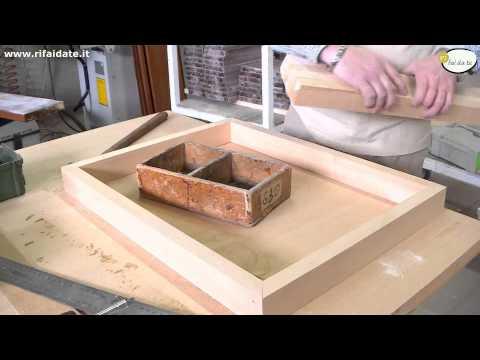Come realizzare un tavolino parte 1