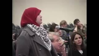 Video Muslim Student Challenges Jewish Professor, He Shuts Her Up On The Spot MP3, 3GP, MP4, WEBM, AVI, FLV Oktober 2018
