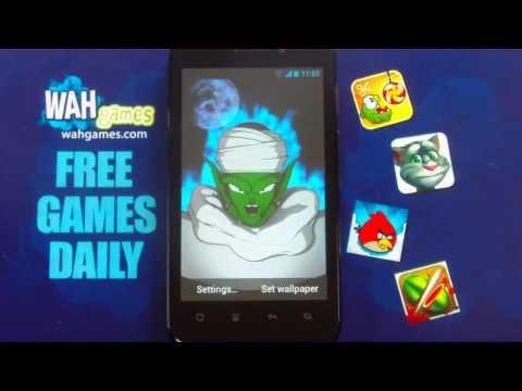 Video of Piccolo live wallpaper Free