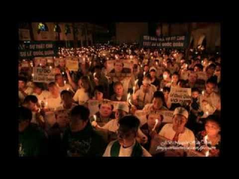 Bài giảng Thánh lễ cầu nguyện cho Công Lý – Hòa Bình và Ls Lê Quốc Quân trước ngày ra tòa.