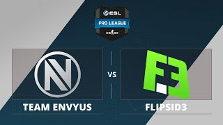 Flipsid3 vs EnVyUs, game 1