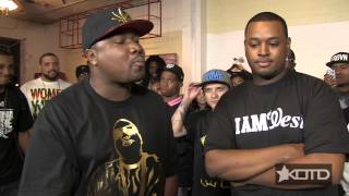 KOTD Prove Yoself | Real Ace vs. Yung Banko