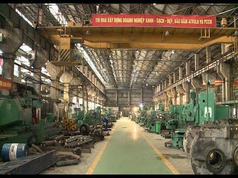 Đẩy mạnh phát triển ngành cơ khí Việt Nam - ngành xương sống của nền công nghiệp Việt Nam