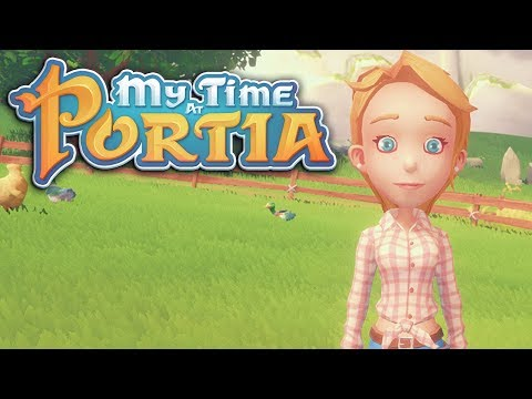 Planter Box Craft Recipe! | My Time At Portia | Part 14