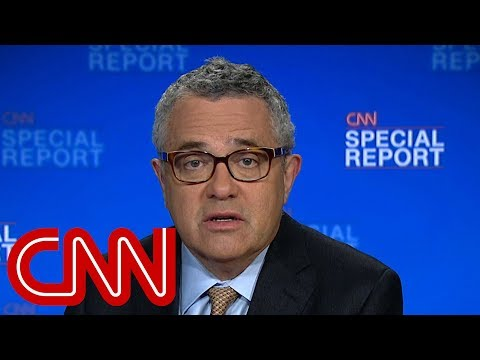 Toobin: Comey's account devastating for Trump
