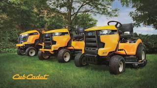 8. Get to Know Your Cub Cadet XT Enduro Series Lawn Tractor
