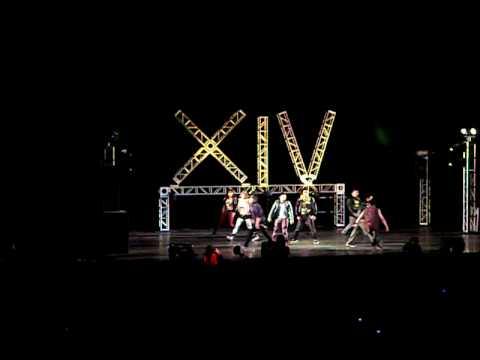Коллектив KM Legacy - Vibe XIV 2009