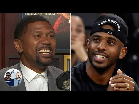 Video: Chris Paul would be better in the East, so he should go to the Heat - Jalen Rose | Jalen & Jacoby
