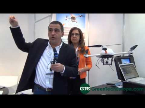 Triconzero Interview: Solar PV inspection drones