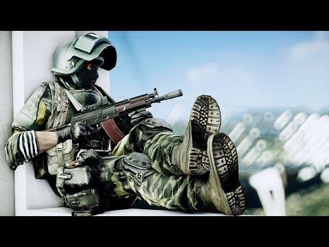 Battlefield 3 -- Сервер EA Russia Official #3 Caspian
