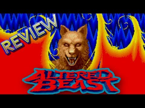 Altered Beast PC Engine