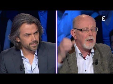 Clash entre Laurent Ruquier et A. Caron - On n'est pas couché - 07/06/14