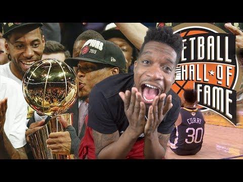 KYLE LOWRY ENDS WARRIORS DYNASTY! RAPTORS vs WARRIORS GAME 6 NBA FINALS HIGHLIGHTS