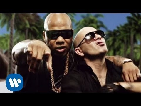 「Can't Believe It(feat. Pitbull)」Official Music Video