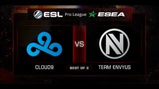 C9 vs EnVyUs, game 1