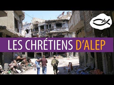 Plein Cadre - L'Eglise vivante d'Alep