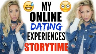 ONLINE DATING EXPERIENCE | STORYTIME by Channon Rose