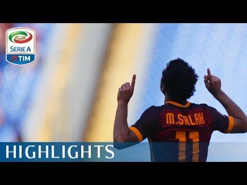 roma - sassuolo 2 - 2 sintesi partita (06/12/2014)