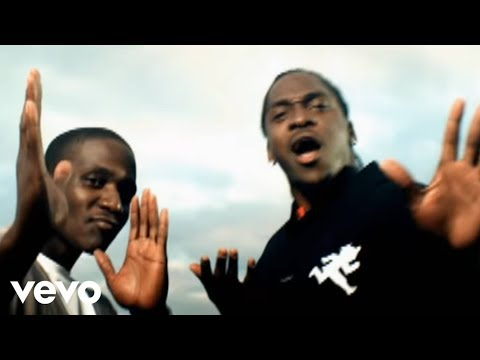 Clipse & Pharrell Williams - I'm Good (2009)