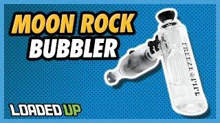 Moon Rock Freeze Bubbler | Loaded Up by Loaded Up