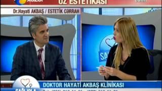 Doç.Dr.Hayati Akbaş-Yüz Gençleştirme-Hazar Tv
