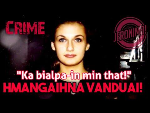 "Crime-  ""Ka Bialpa-in min that!""  Karen Widdoss-i thawnthu lungchhiatthlak!"