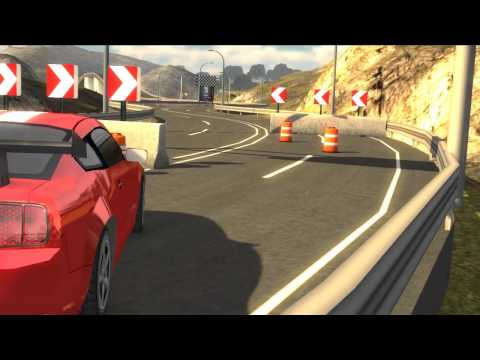 Video of Highway Rally: Fast Car Racing