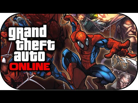 GTA 5 Online Secret Paint Jobs – Spiderman, Joker & Hulk Superhero Paints in GTA 5 Online ( GTA 5 )