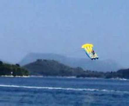 water sports - stef kavadas on flyfish!!!!