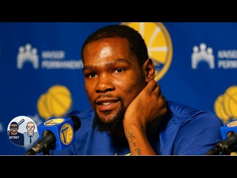 Video: Kevin Durant will be 2nd player to have his number retired by 3 teams - Jalen Rose | Jalen & Jacoby