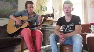 You & I - One Direction - Cover By Casper - YouTube