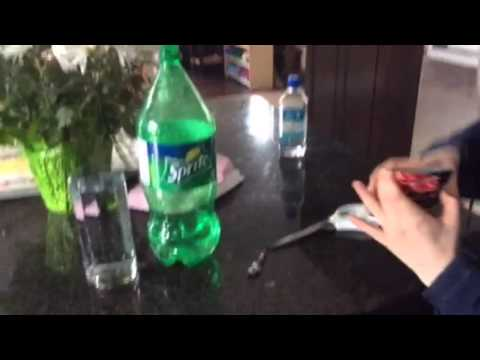 CRAZY 4 Sprite And Pop Rocks Experiment ep:12 (видео)