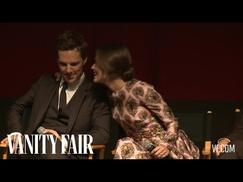 Benedict Cumberbatch's Co-Stars Tease Him About His Rabid Fans