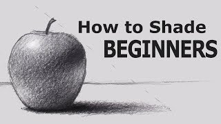 Video How to Shade with PENCIL for BEGINNERS MP3, 3GP, MP4, WEBM, AVI, FLV September 2019
