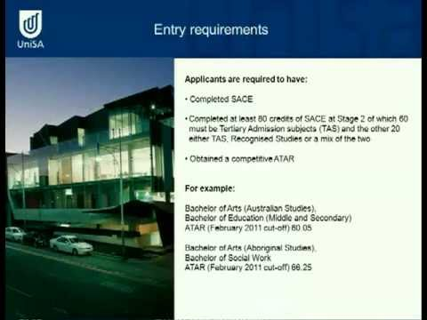 Australische und Aboriginal Studies - Open Day 2011 - University of South Australia