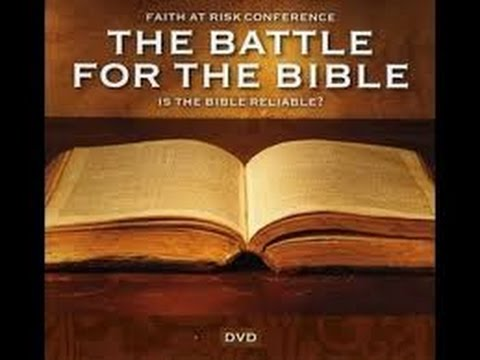 1/2 Bible Versions/ battle of the Bibles. Walter Veith