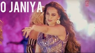O JANIYA Video Song Force 2 John Abraham Sonakshi Sinha
