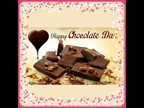 Happiness quotes - Happy Chocolate Day