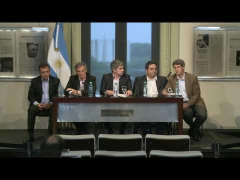 Bono de fin de año: Conferencia de prensa del Gobierno tras la reunión con la CGT