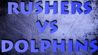 Rushers Vs. Dolphins: Map Competition Information
