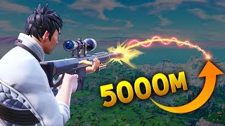 *NEW* 5000m RECORD SHOT..!! | Fortnite Funny and Best Moments Ep.349 (Fortnite Battle Royale)
