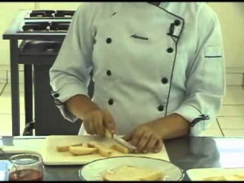Receita - Pizza de pão de forma