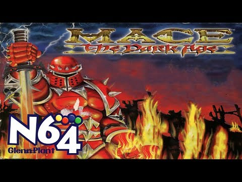 Mace : The Dark Age Nintendo 64