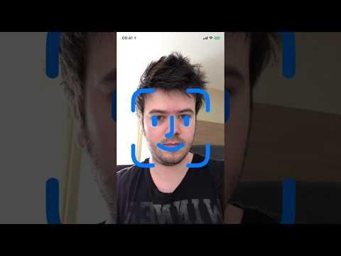 فيديو مسرب يشرح كيف تعمل بصمة الوجه في آيفون الجديد